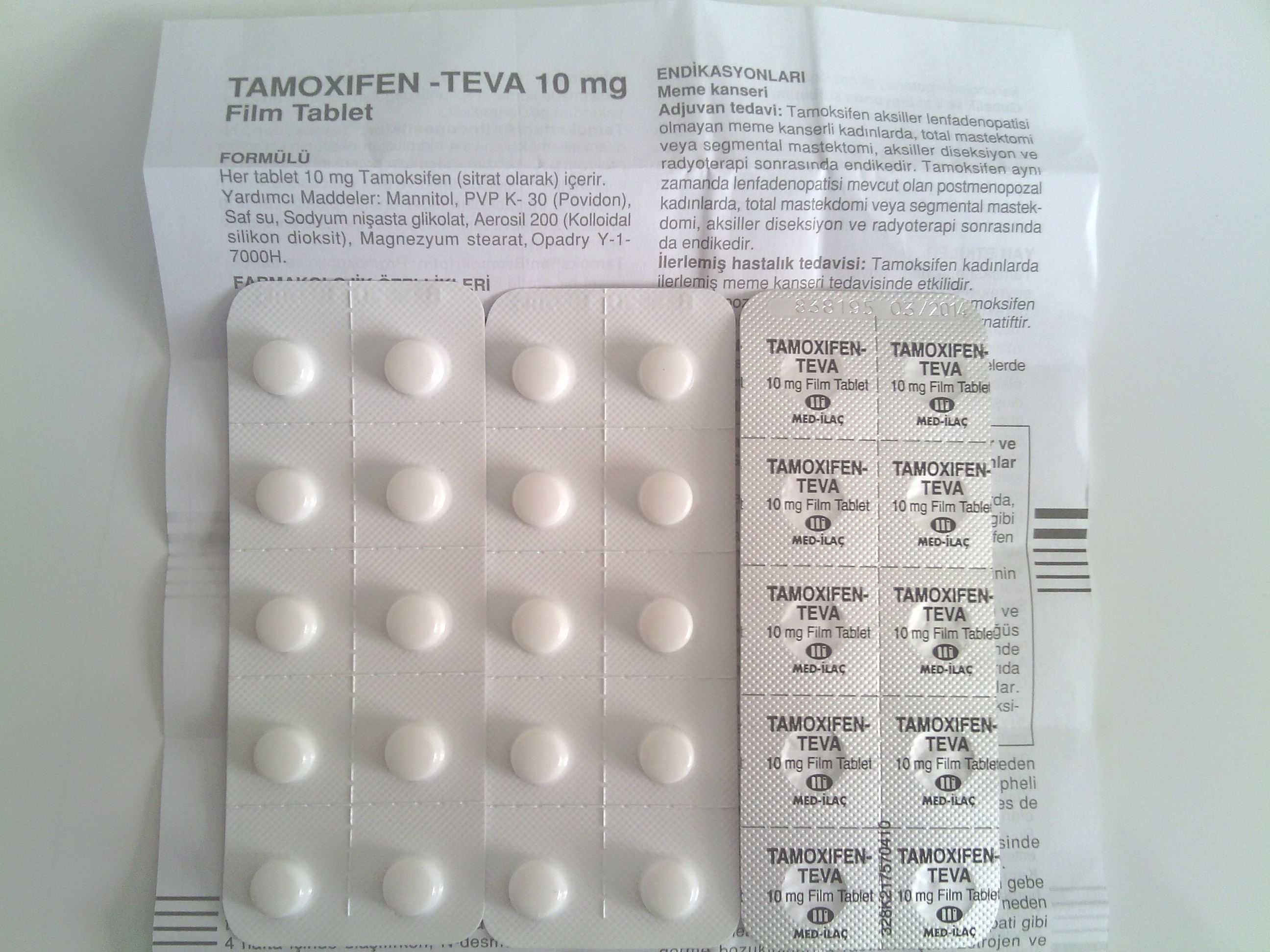 Common Side Effects of Nolvadex (Tamoxifen Citrate)